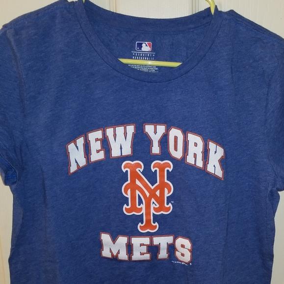 Tops - Women's NY Mets T Shirt
